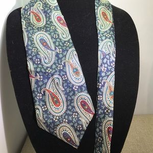 Liberty of London 100% silk tie